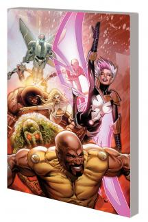 Thunderbolts: Violent Rejection (Trade Paperback)