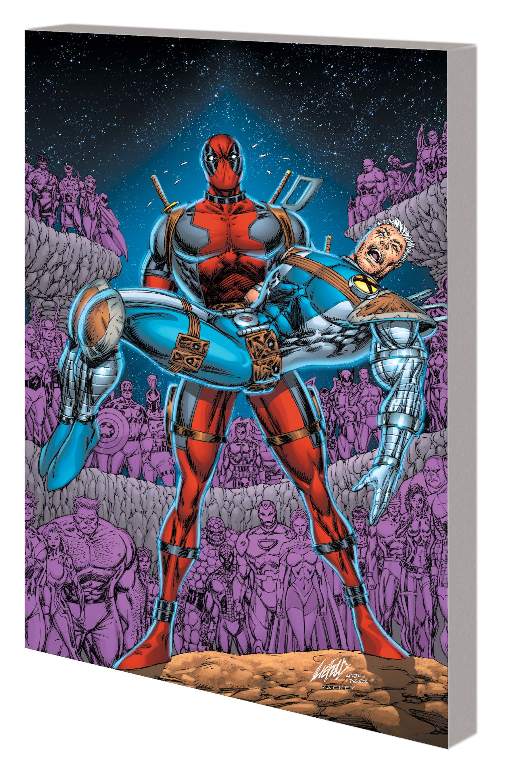 Deadpool: All in the Family (Trade Paperback)