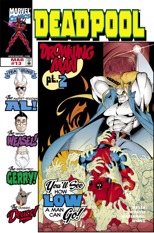 Deadpool (1997) #13