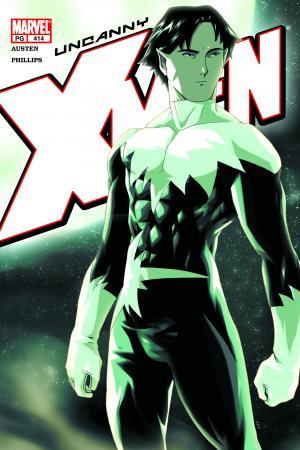 Uncanny X-Men #414