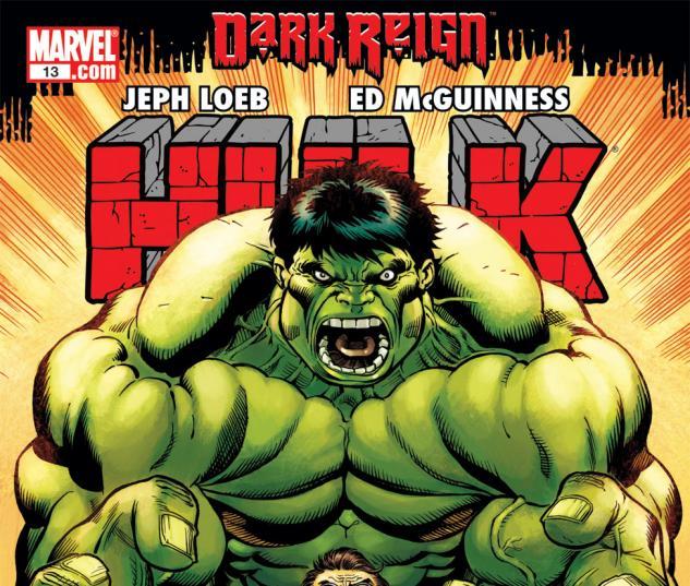Hulk (2008) #13