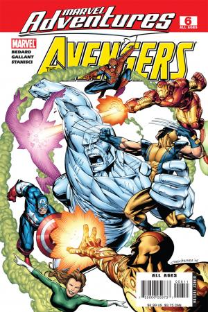 Marvel Adventures the Avengers #6