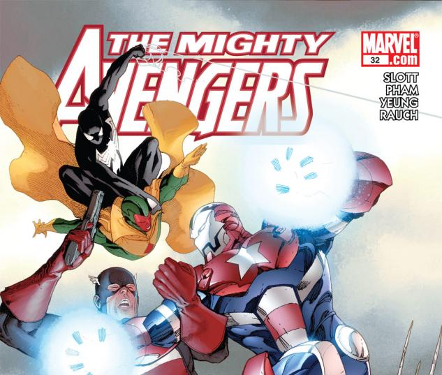 Mighty Avengers (2007) #32