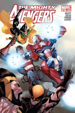 The Mighty Avengers #32