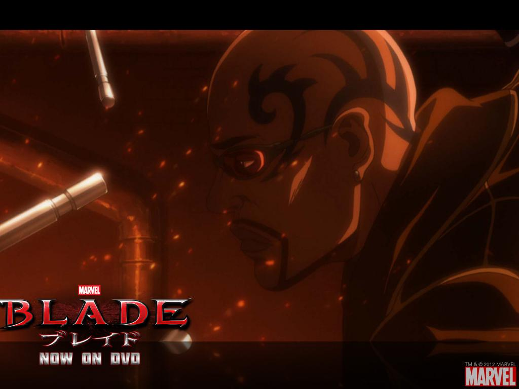 Blade Anime Series Wallpaper #6