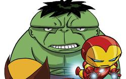 First Look: Joe Quesada Covers Avengers Assemble
