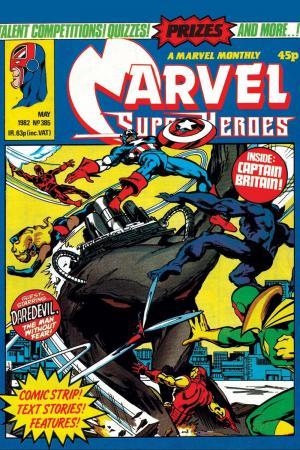 Marvel Super-Heroes (1967) #385