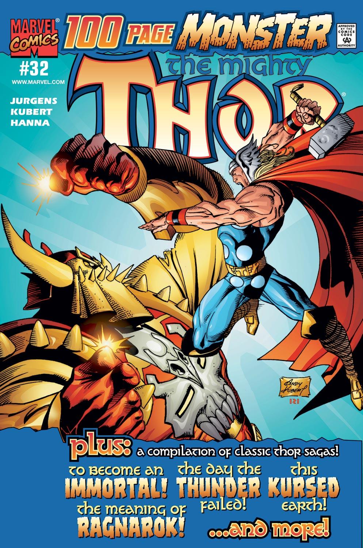 Thor (1998) #32