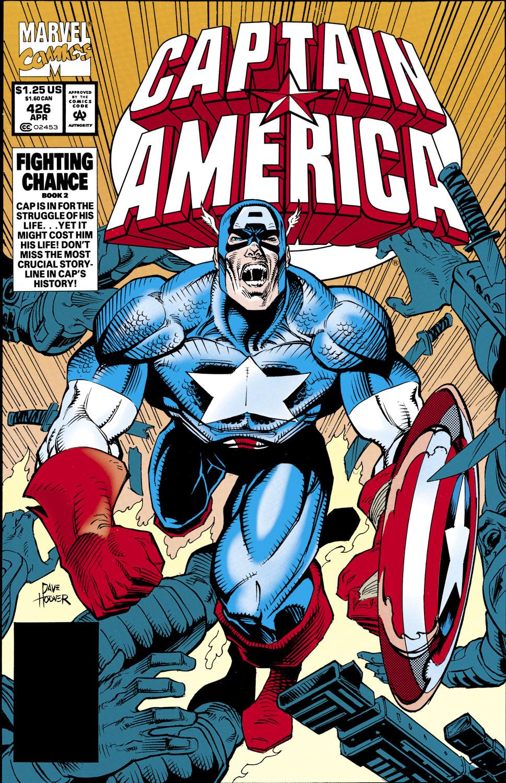 Captain America (1968) #426