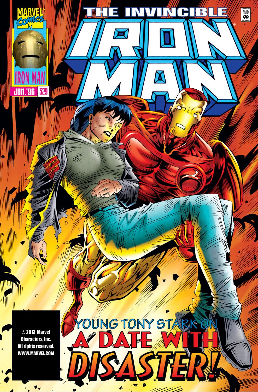 Iron Man (1968) #329