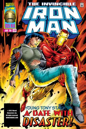 Iron Man #329