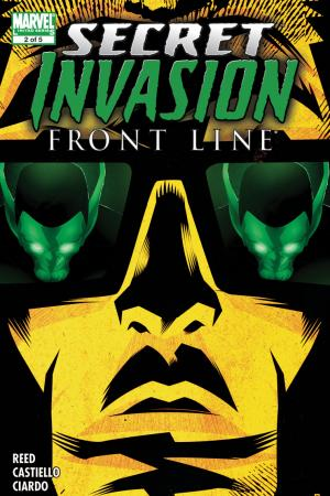 Secret Invasion: Front Line (2008) #2