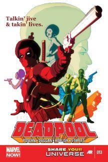 Deadpool (2012) #13