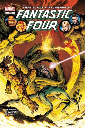 Fantastic Four (1998) #575