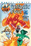 Fantastic Four (1998) #43 Cover