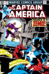 Captain America (1968) #277 Cover