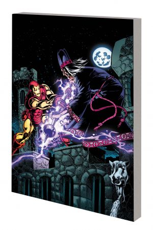 Iron Man Epic Collection: The Enemy Within (Trade Paperback)