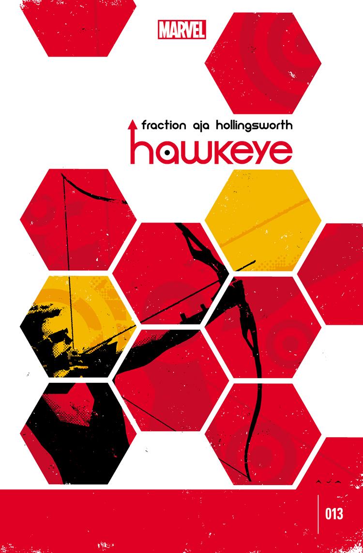Hawkeye (2012) #13