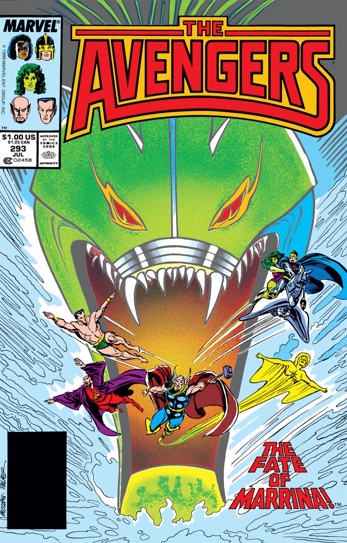 Avengers (1963) #293