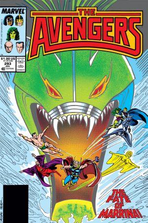 Avengers #293