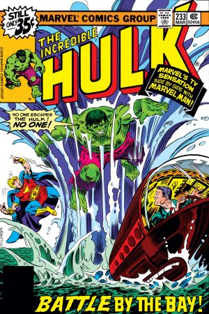 Incredible Hulk #233