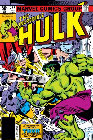 Incredible Hulk (1962) #255