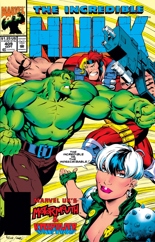 Incredible Hulk (1962) #409