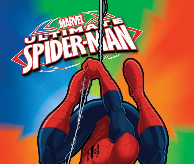 MARVEL UNIVERSE ULTIMATE SPIDER-MAN 21