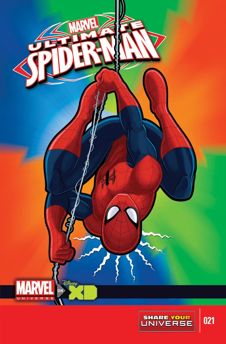 Marvel Universe Ultimate Spider-Man (2012) #21
