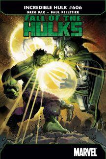 Incredible Hulks #606