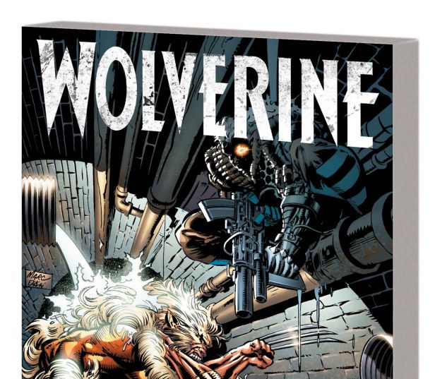 WOLVERINE BY LARRY HAMA & MARC SILVESTRI VOL. 2 TPB