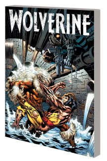 Wolverine by Larry Hama & Marc Silvestri (Trade Paperback)