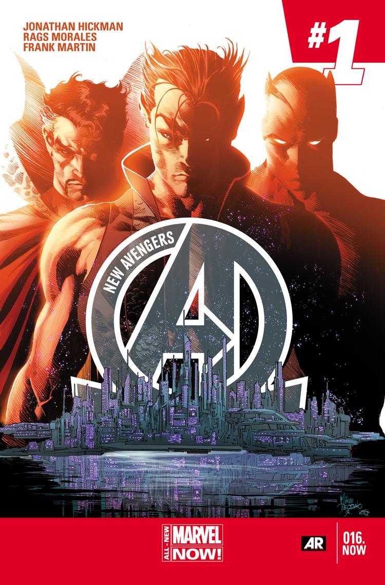 New Avengers (2013) #16