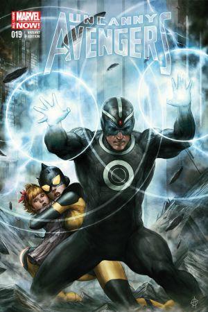 Uncanny Avengers (2012) #19 (Allesio Variant)