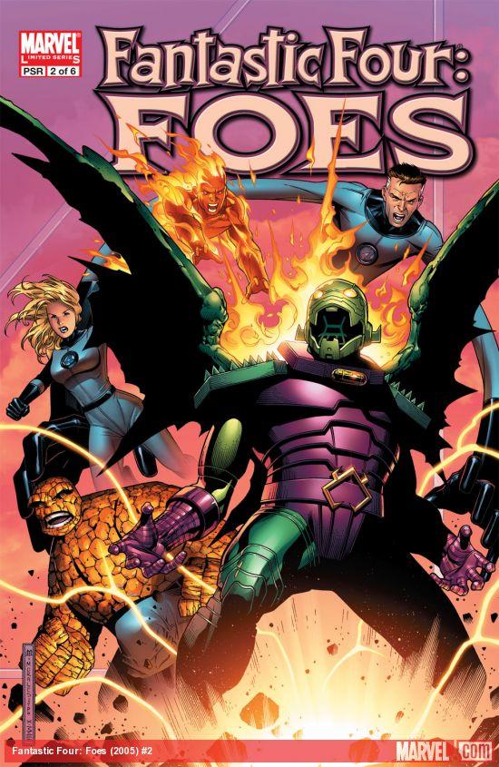 Fantastic Four: Foes (2005) #2