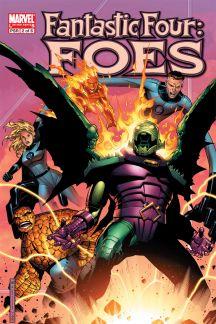 Fantastic Four: Foes #2