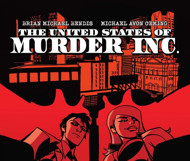 THE UNITED STATES OF MURDER INC. 1
