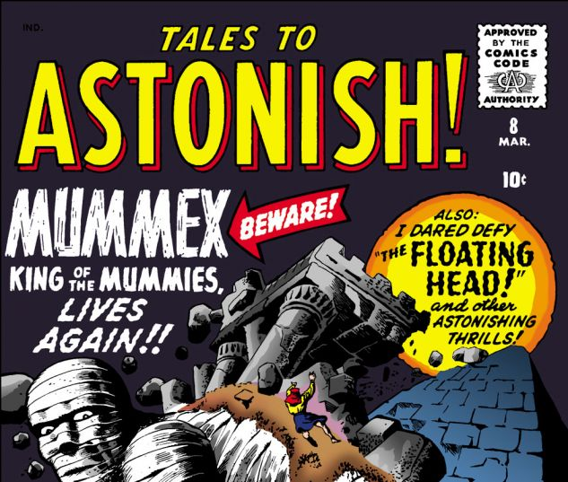 Tales to Astonish (1959) #8 Cover