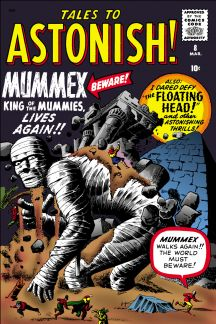 Tales to Astonish (1959) #8