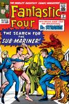 Fantastic Four (1961) #27 Cover