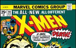 Uncanny X-Men (1963) #94 Cover