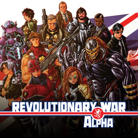 Revolutionary War: Alpha
