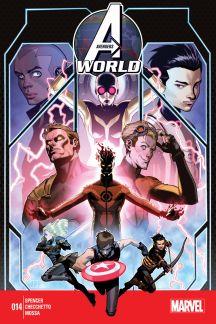 Avengers World (2014) #14