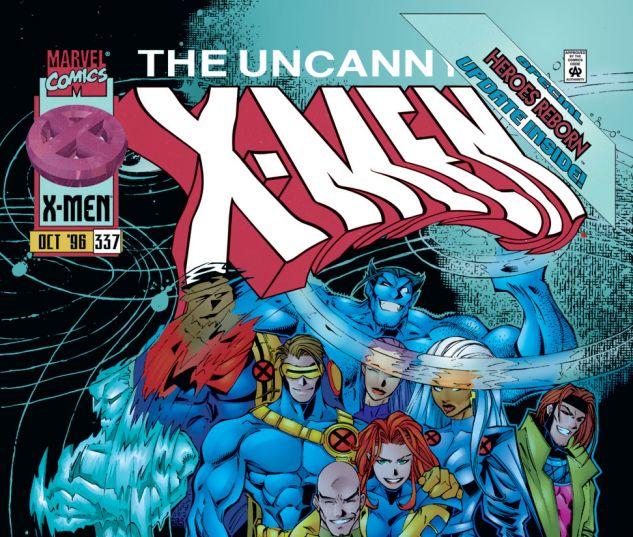 Uncanny X-Men #337