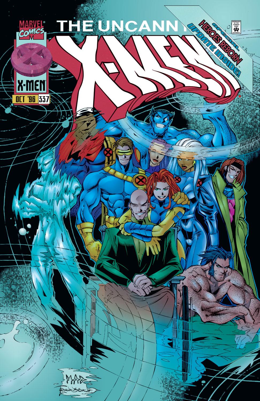 Uncanny X-Men (1963) #337