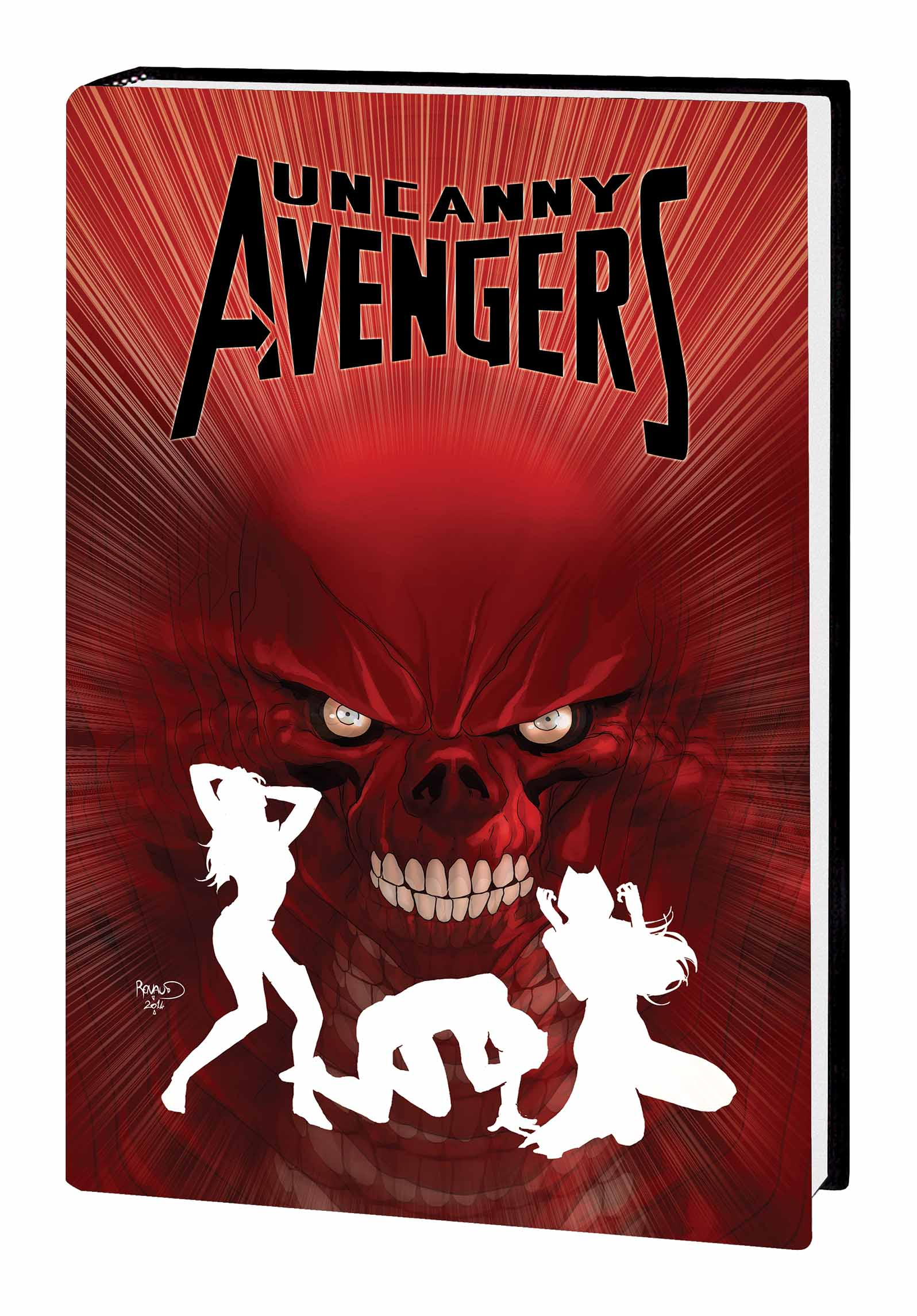 Uncanny Avengers Vol. 5: Axis Prelude (Hardcover)