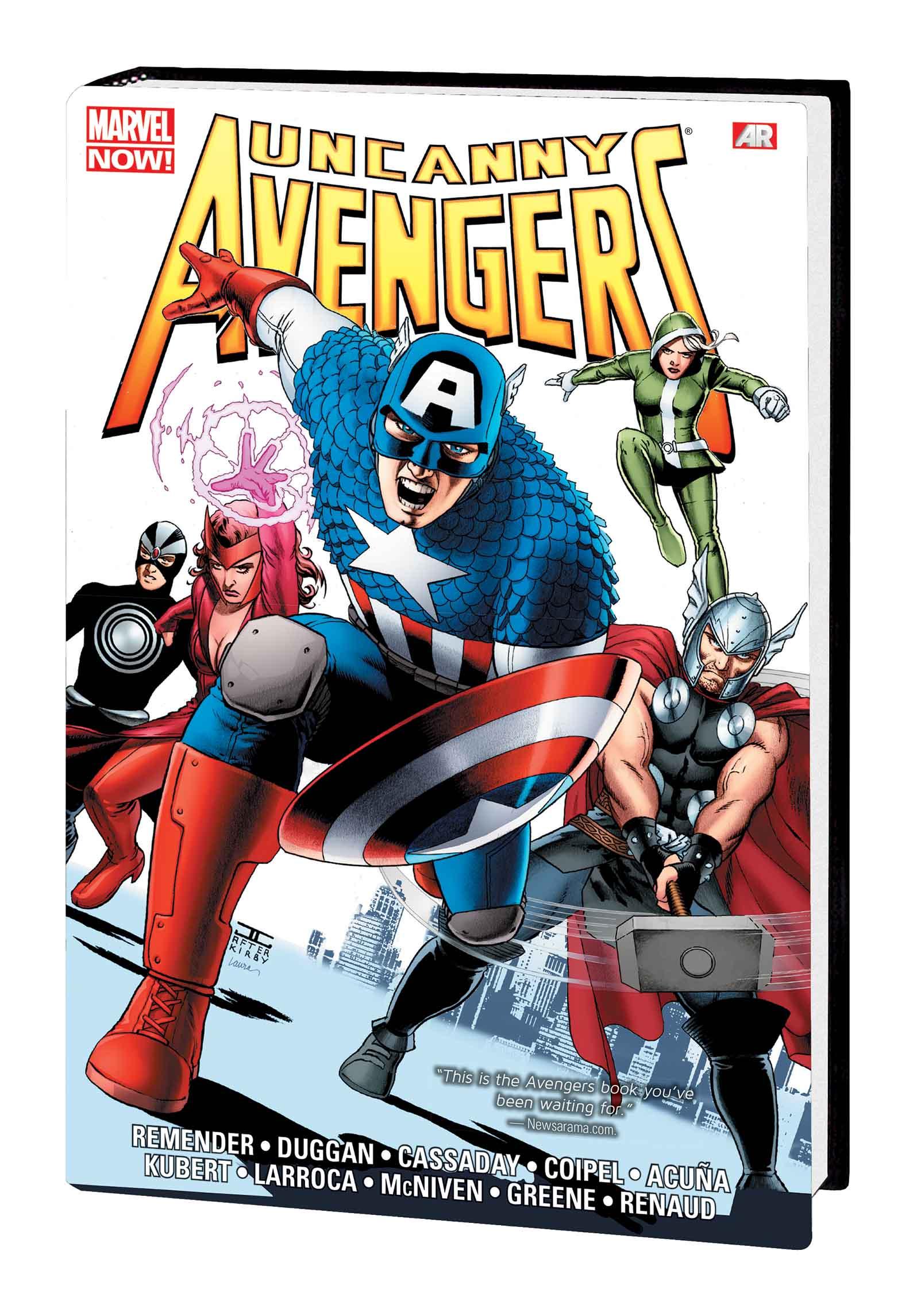 Uncanny Avengers (Hardcover)