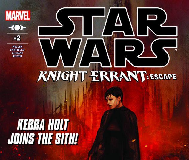 Star Wars: Knight Errant - Escape (2012) #2