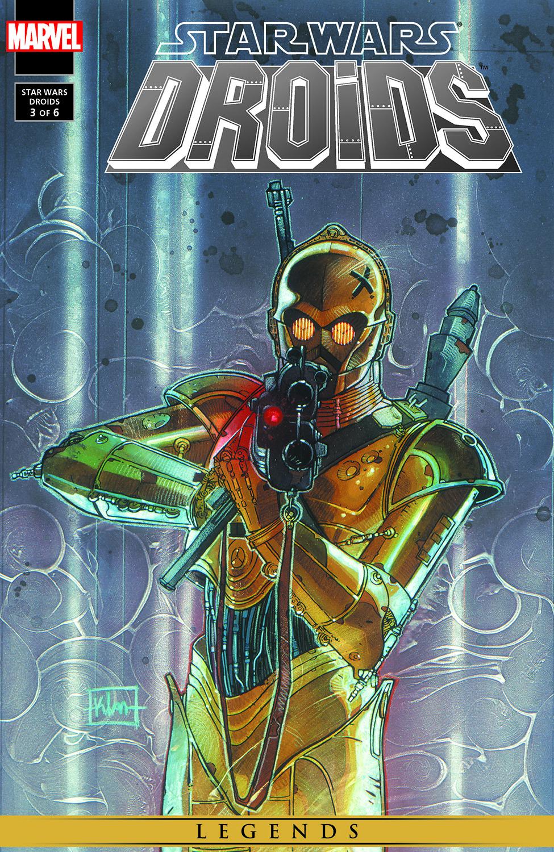 Star Wars: Droids (1994) #3