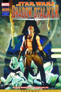 Star Wars: Shadow Stalker #1